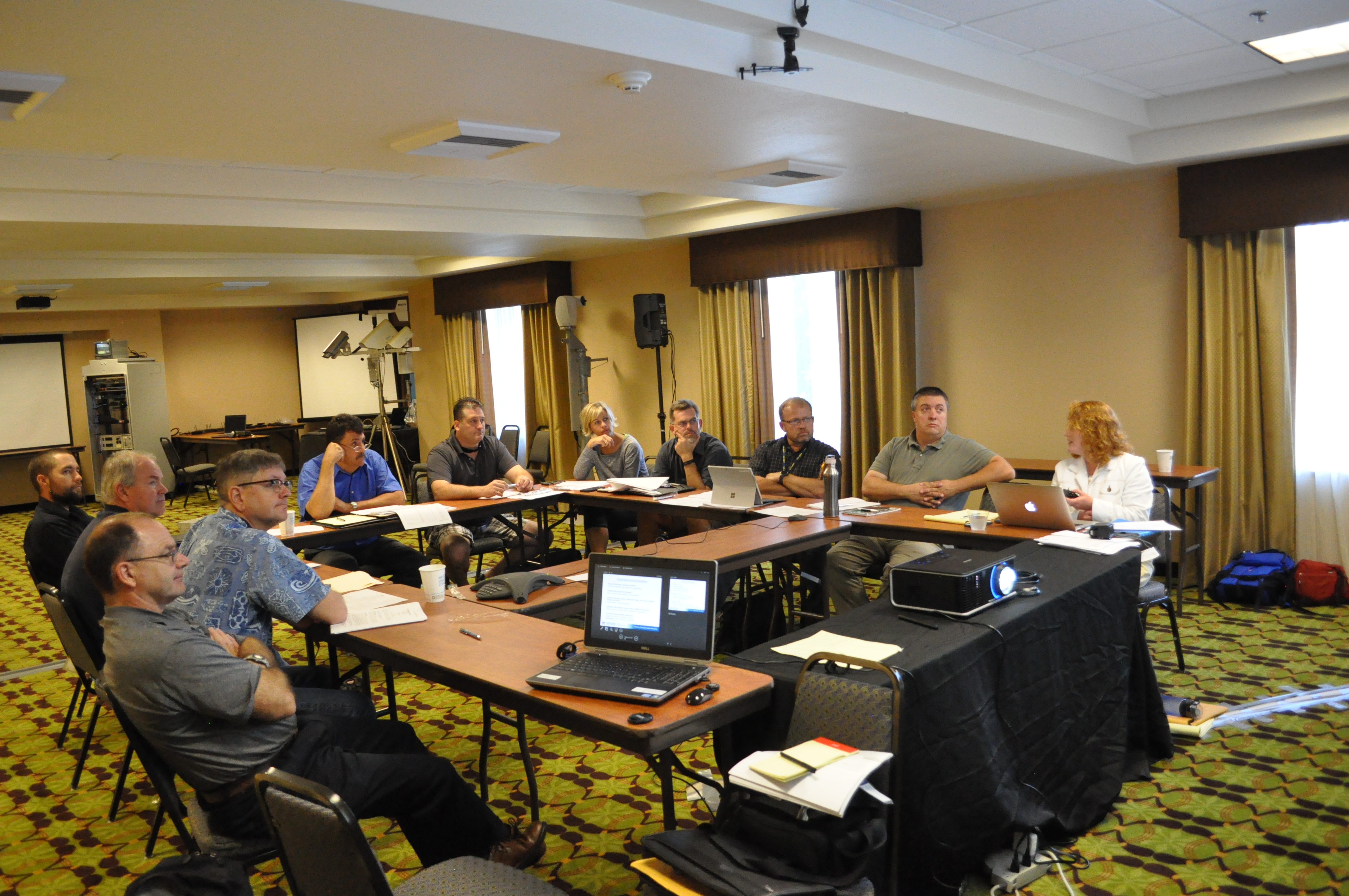 The Western States Rural Transportation Consortium Steering Committee's (WSRTC) annual meeting on June 21st, 2016, in Yreka, California.